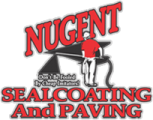 Minnesota asphalt sealcoating Nugent Sealcoating and Paving